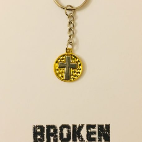 KR, Broken Blessed, Cross Gold Disk