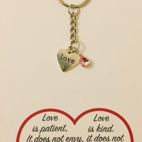 KR, Love is Pashent, Love heart+Pi Jem