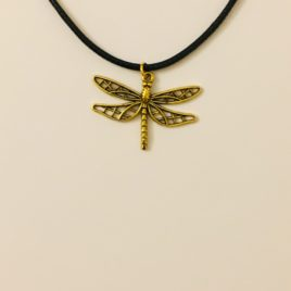Don't Dream Small: 20″ Waxed Cotton Necklace