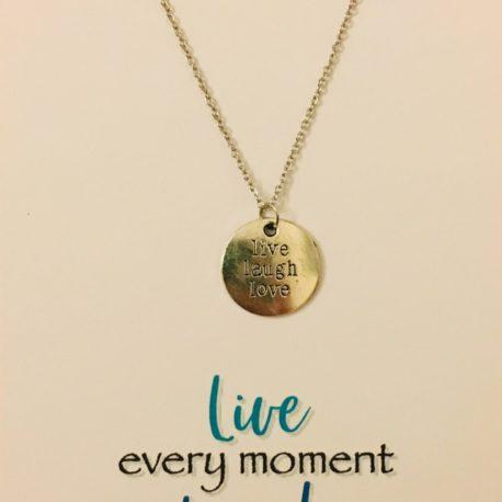 N, Live Love Laugh