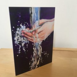 Life Giving Stream (Greeting Cards x3)