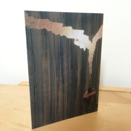 Close to Broken (Single Greeting Card)
