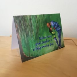 Daddy's Girl (Greeting Cards x3)