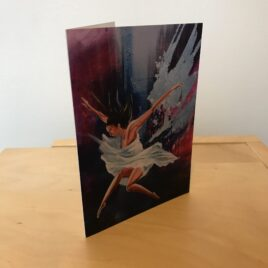 Leap of Faith (Greeting Cards x3)