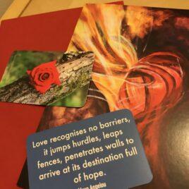 Restoration (Single Greeting Card)